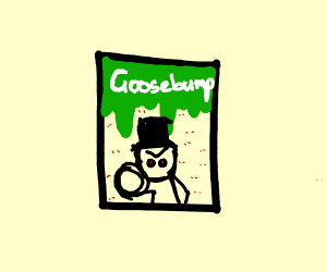 Goosebumps book