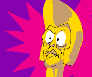Yellow Diamond Meme Face