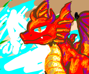 A Really Bad Dragon
