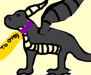 A dragon for Greg