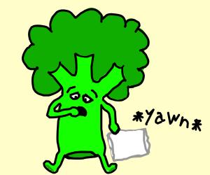 Sleepy Broccoli