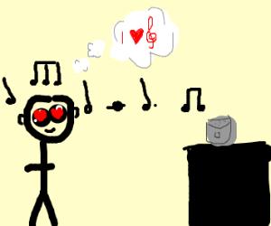 APPRECIATE MUSIC