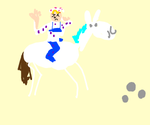 Steel Ball Run Race