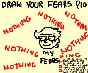 draw your fears (PIO)