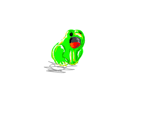 cute froggo