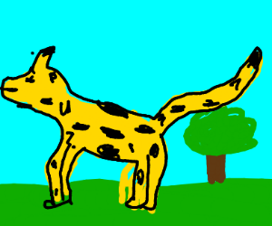 Enormous Cheetah
