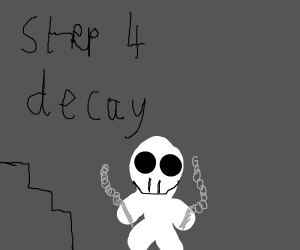 Step 3: lock yourself in a basement