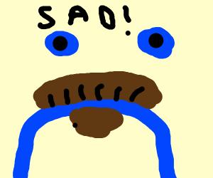 Draw something sad