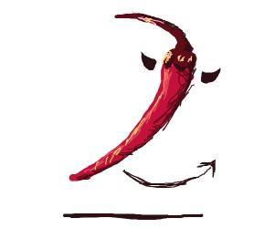 Satanic Chilli Pepper