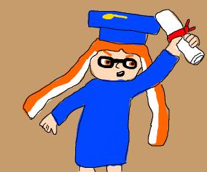 graduating inkling