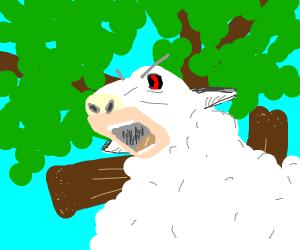 Evil lamb
