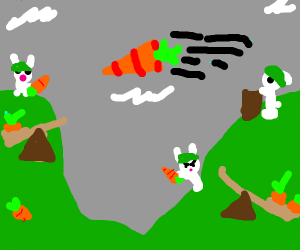 the great carrot war