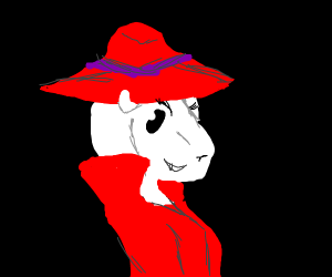Where In The World Is Toriel Sandiego?
