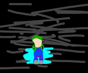 Luigi is Sad