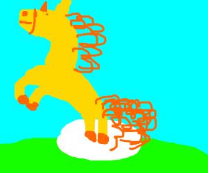 Cheese Unicorn