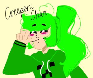 Creeper-chan