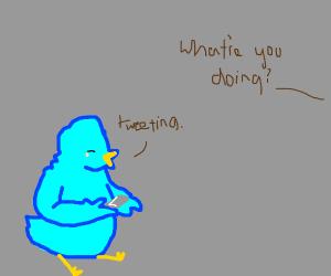Twitter Bird Tweets
