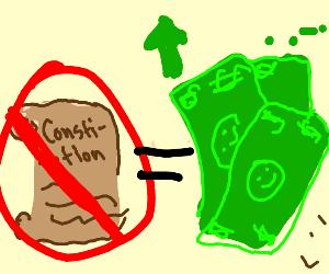 No rules, more money