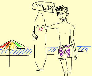 Surfboard-Chan