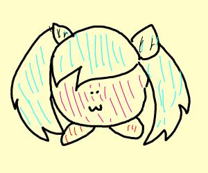 Hatsune Miku Kirby