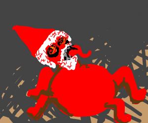 Quadraped gnome