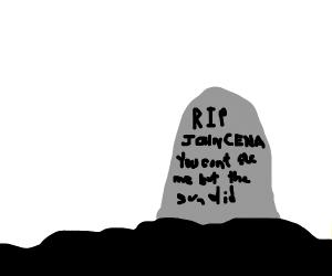 RIP John Cena
