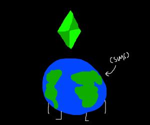 Sims Earth