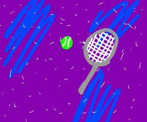 Space Tennis!