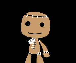 Sack Boy from LittleBigPlanet
