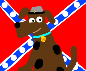 confederate scooby doo