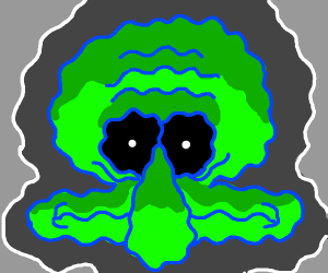 spooky squidward