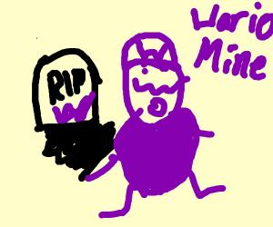 R.I.P. Purple Wario