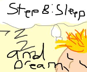 step 7:  lose consciousness