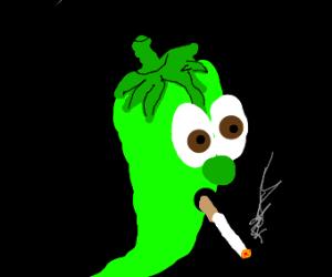 Chili smokes