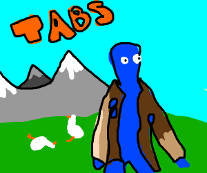 TABS Chicken Man