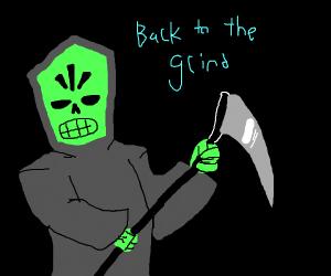 Grim Reaper doing its job