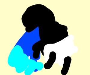 Black Baby Vomiting Water??