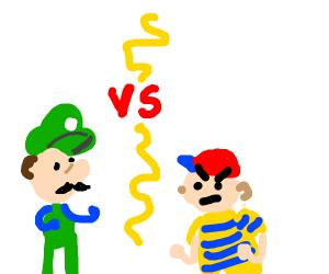 Luigi vs. Ness