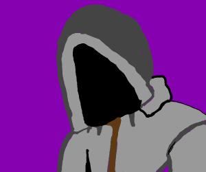 Hooded head