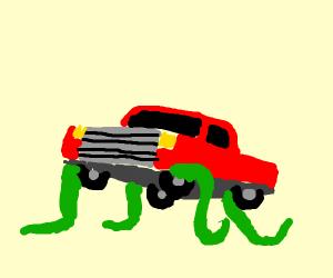Sigh. 1 of those movie monster trucks.