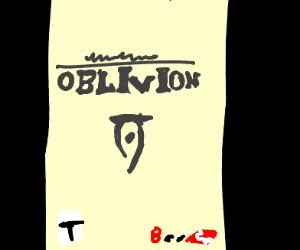 An Elder Scrolls Oblivion NPC