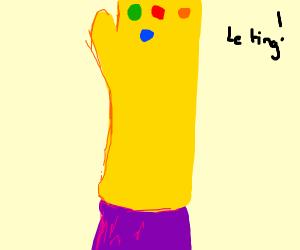 Thanos kills half the universe