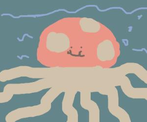 mushroom octopus thing