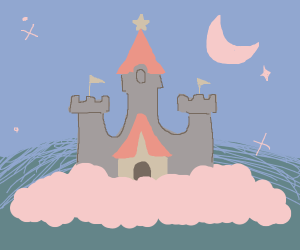 Magical Fantasy Town