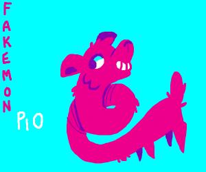 Fakémon PIO (draw your own pokemon!)