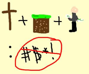 Christian minecraft server: No swearing.