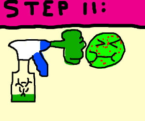 Step 11: Spread the Diseases