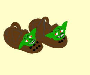 Goblin crocs