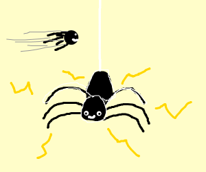 Energetic Spider
