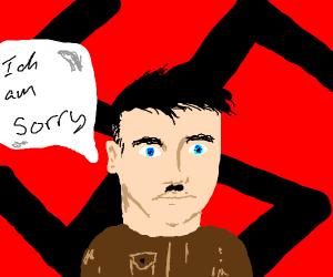 the nazis apologized